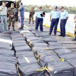 Incautan 3.2 toneladas de droga en Ecuador