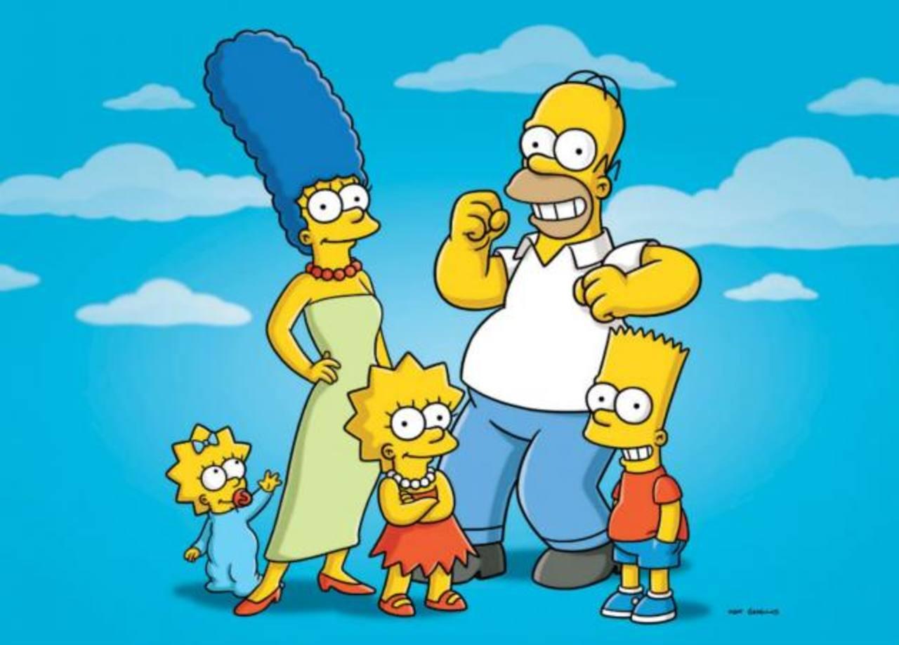 Fox celebra 20 años con maratón de Los Simpson