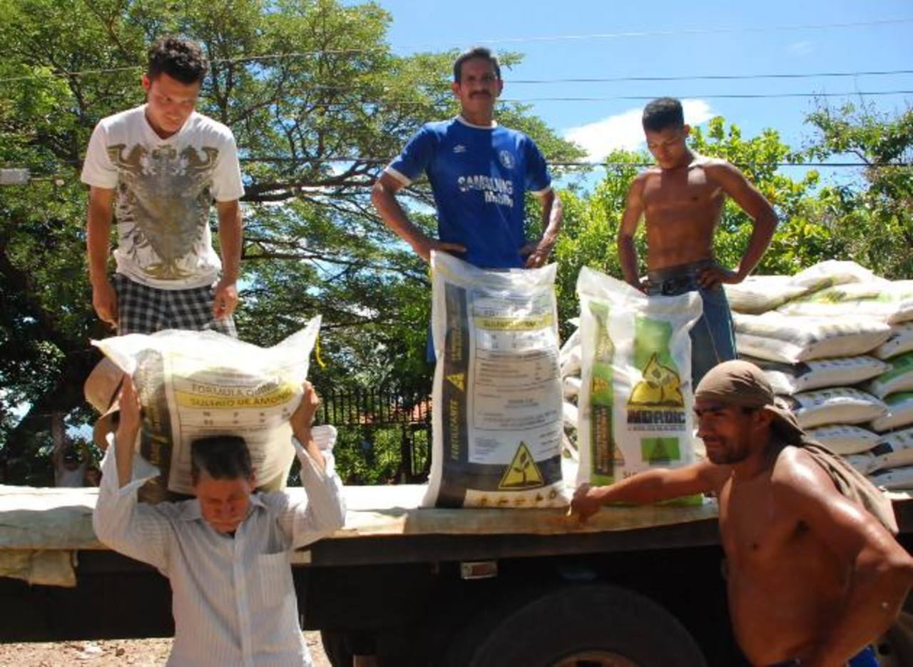 La comuna de Conchagua viene realizando estas actividades de beneficio local desde para los agricultores de la zona desde hace varios años. Fotos edh / insy Mendoza