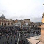 Plaza San Pedro, ciudad del Vaticano