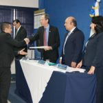 Superintendencia de Competencia y Consejo Nacional de la Judicatura clausuran diplomado