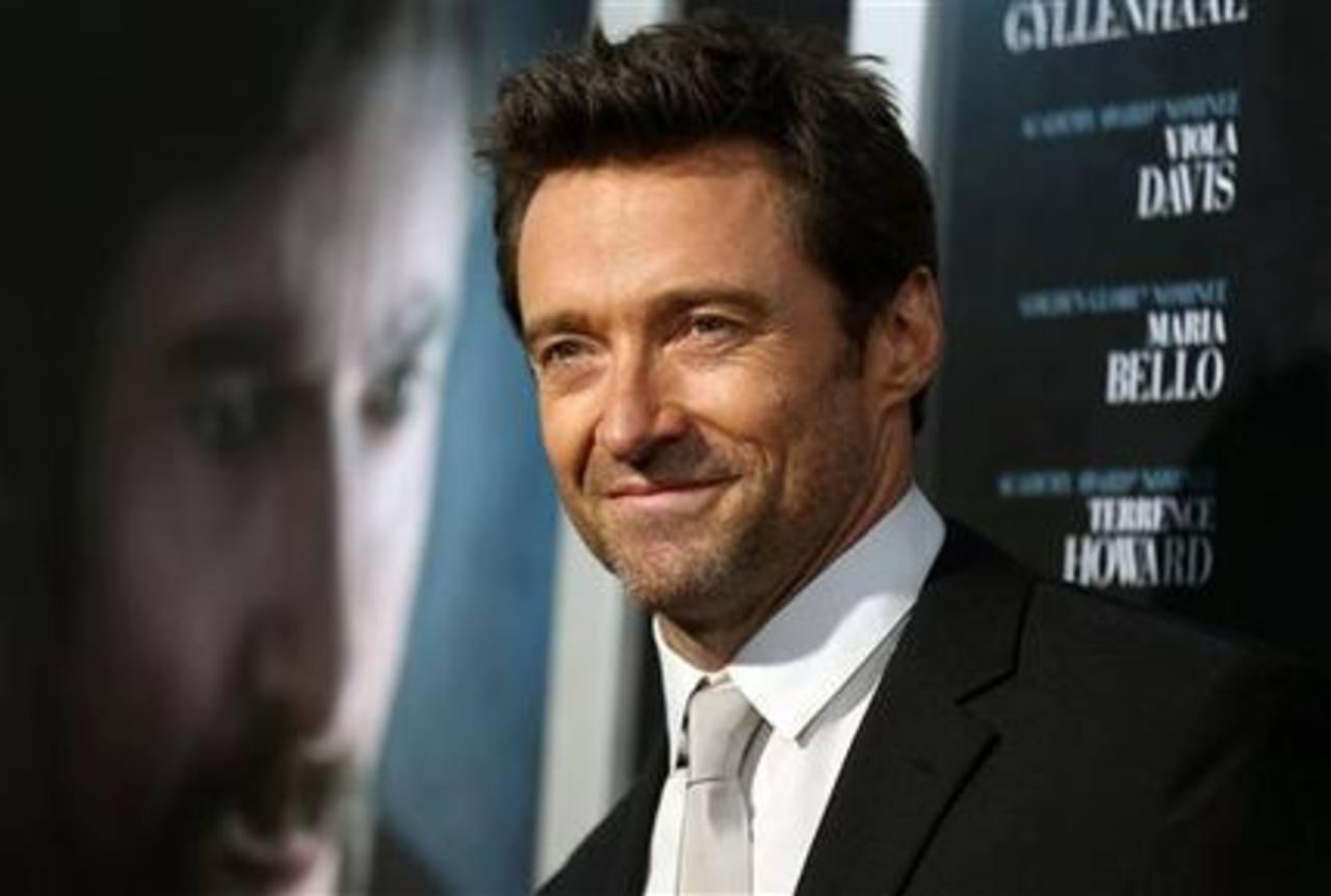 Jackman visitará un pequeño pueblo del norte de Iowa para la inauguración de una vieja sala de cine remodelada.