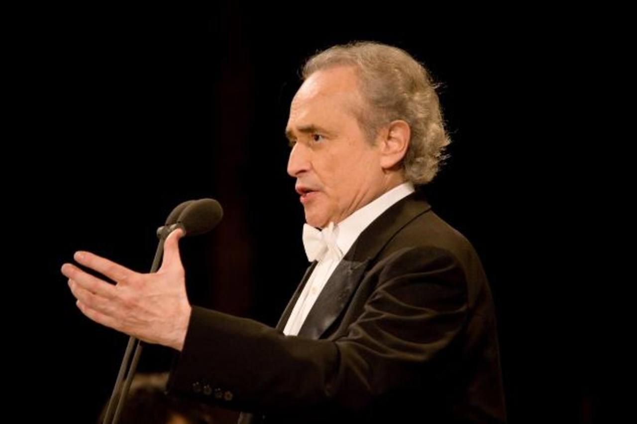 El público ovacionó la actuación del tenor catalán por 45 minutos. Fue muy emotivo.