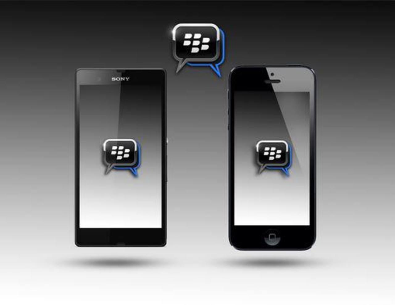 El BBM ya está disponible para Android