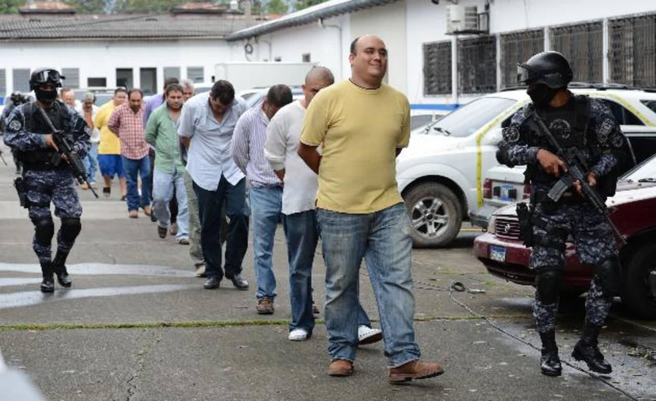 Operación binacional deja 32 arrestos por narcotráfico