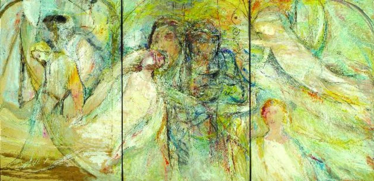 Artista futurista que nació hace 100 años Rosa Mena Valenzuela ...