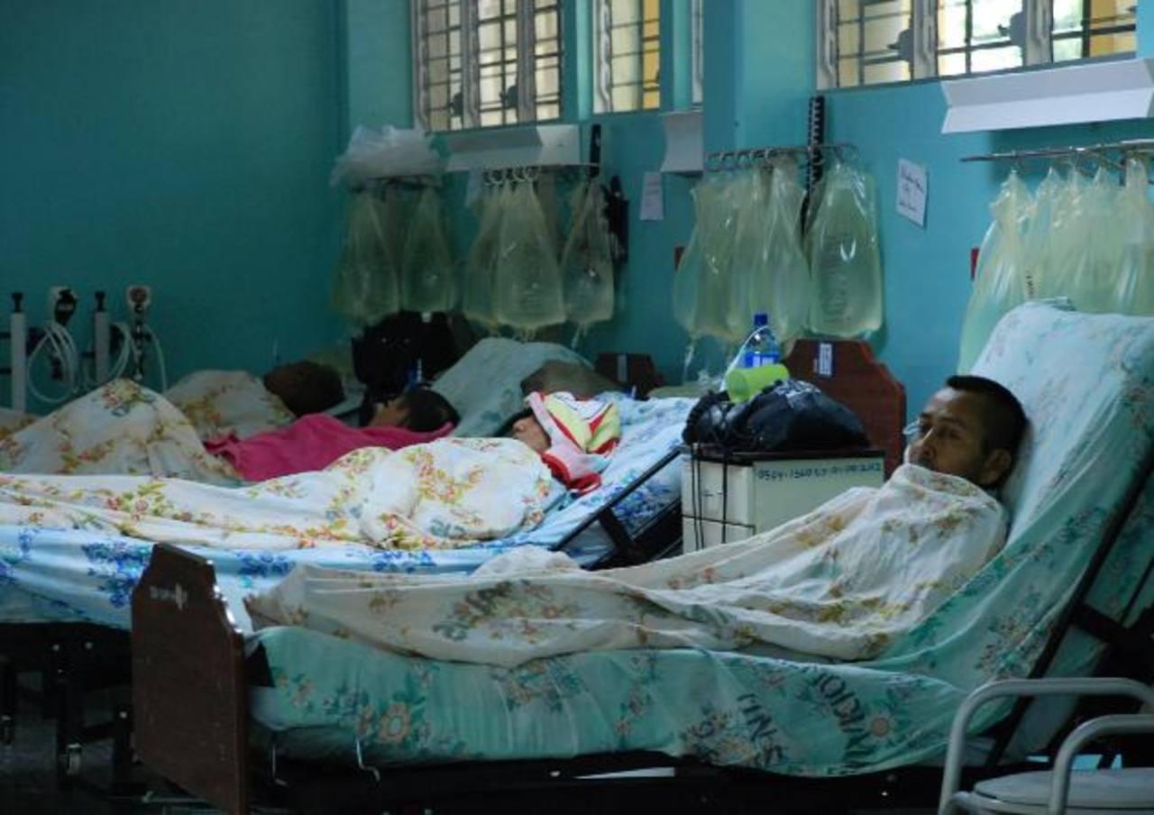 En Usulután es donde más enfermos renales hay, según las estadísticas de salud en la región. foto edh / archivo.