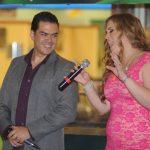 Rocío y Alejandro Bernal vuelven a escena en un concierto que prometen será inolvidable para los salvadoreños.