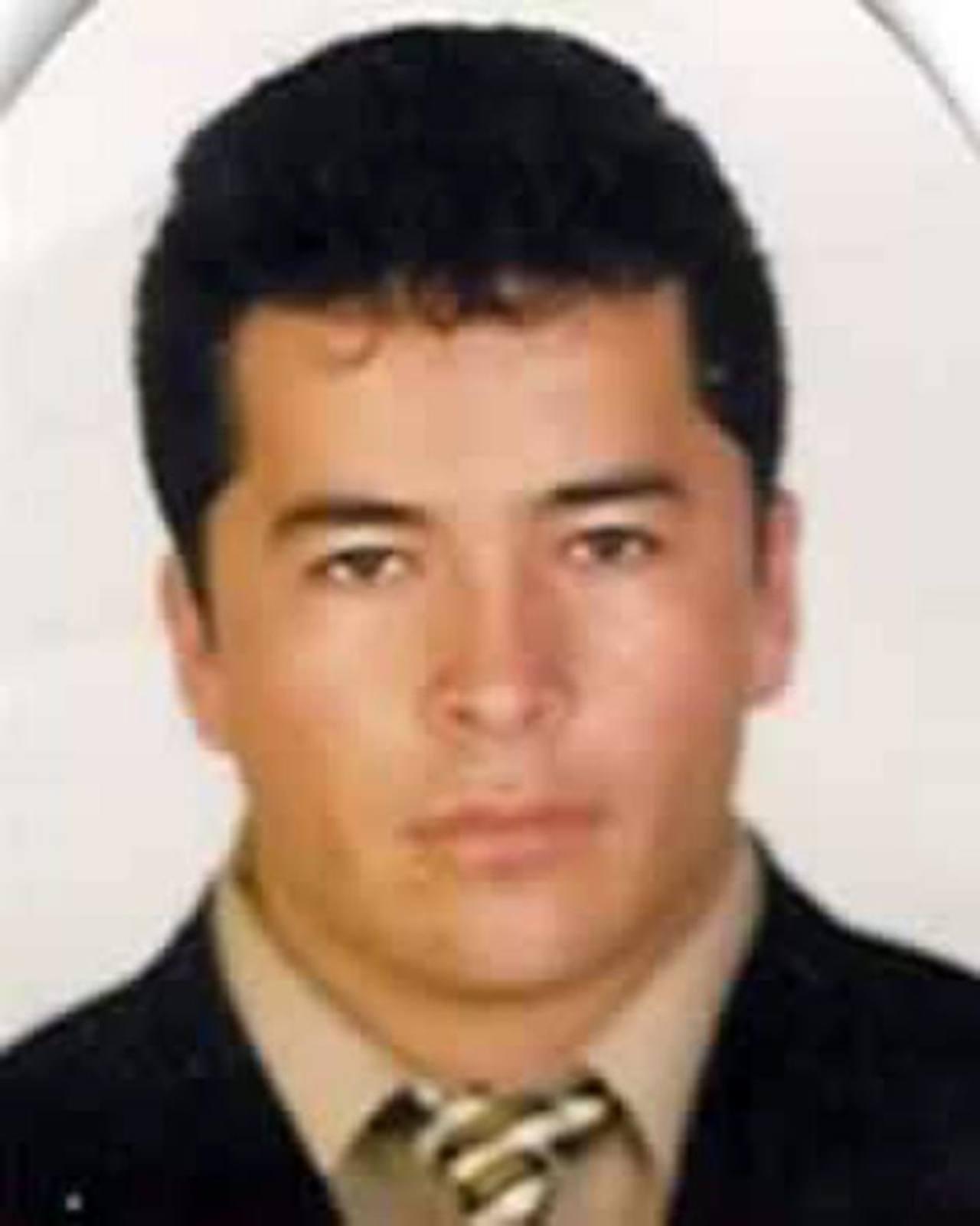 Heriberto Lazcano Lazcano, alias El Lazca