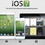 iOS 7, actualización móvil de Apple