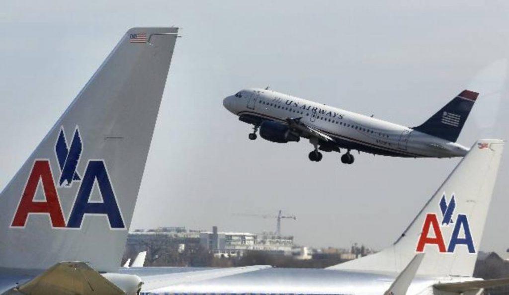 American Airlines realiza nueve vuelos por semana a Estados Unidos. Siete a Miami y dos a Dallas. FOTO EDH Archivo.