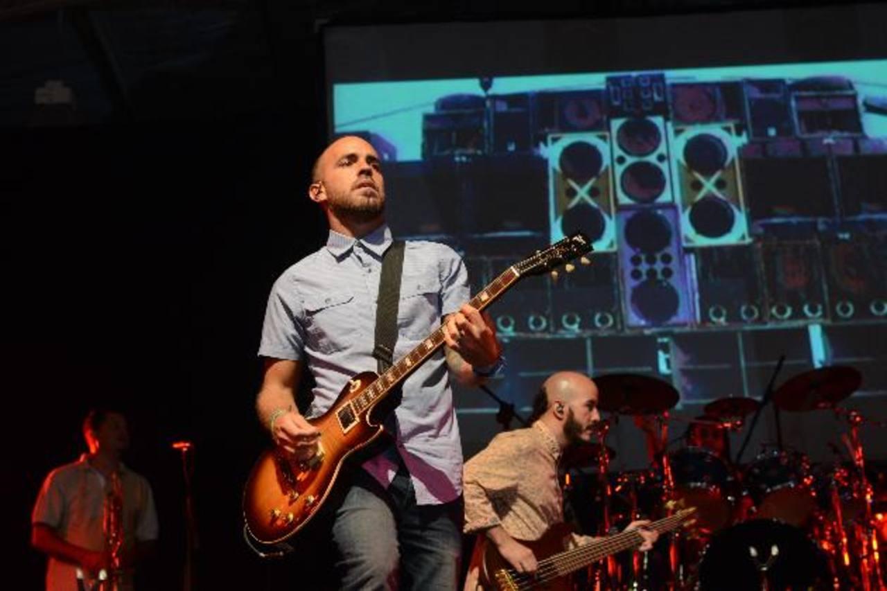Cultura Profética cantó para El Salvador, todos quedaron satisfechos. Foto EDH/ Miguel Villalta