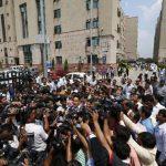 El caso de la violación de la mujer en el bus generó enardecidas protestas en la India. FOTO EDH Archivo.
