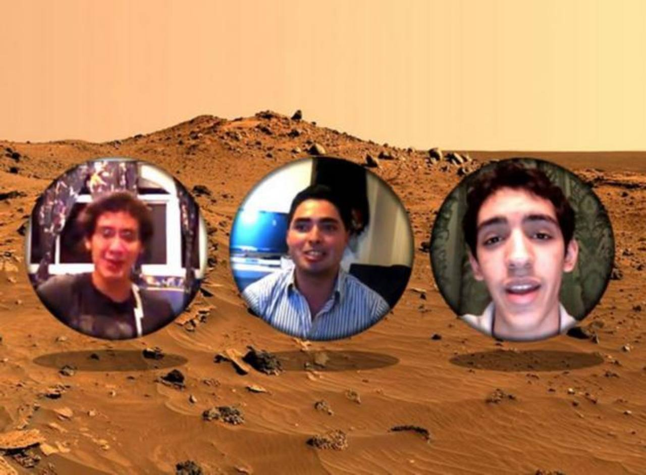 Ya son tres los salvadoreños que se quieren ir a Marte
