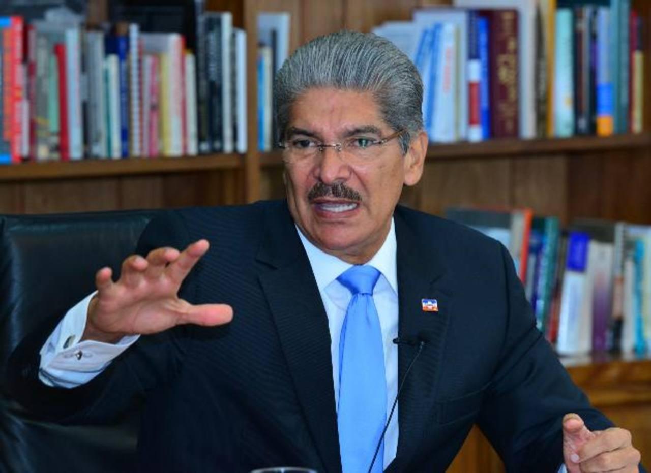 Quijano apuesta por un gobierno transparente
