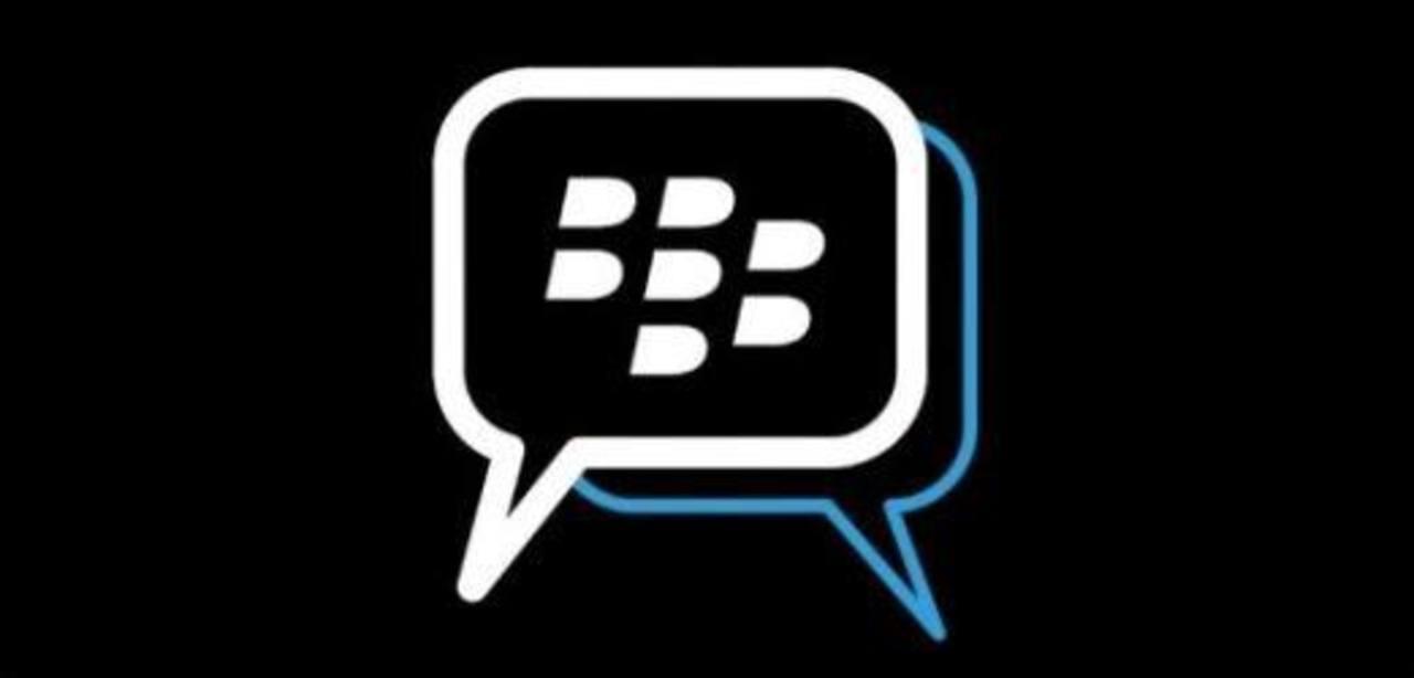 Mensajería BlackBerry llega a iPhone y Android