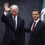 Biden se reunió ayer con Peña Nieto. En la agenda no estaba tratar el tema del espionaje de EE. UU. a México. edh /Reuters