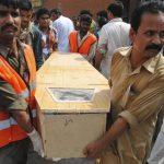 Al menos 75 personas murieron tras un ataque con explosivos en Pakistán. Foto/ Reuters
