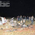 El siniestro ocurrió en zona fronteriza con Brasil. Foto/internet