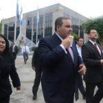 Saca demandó a Barrera el 17 de septiembre pasado.
