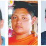 Óscar Ovidio Hernández Mena, 24 años, desaparecido desde el 25 de agosto.