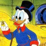 'Rico Mc Pato' se mantiene como el personaje más rico