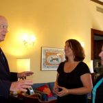 El senador Patrick Leahy aplica su filtro a los fondos de contribuyentes de Estados Unidos que son donados. Foto EDH