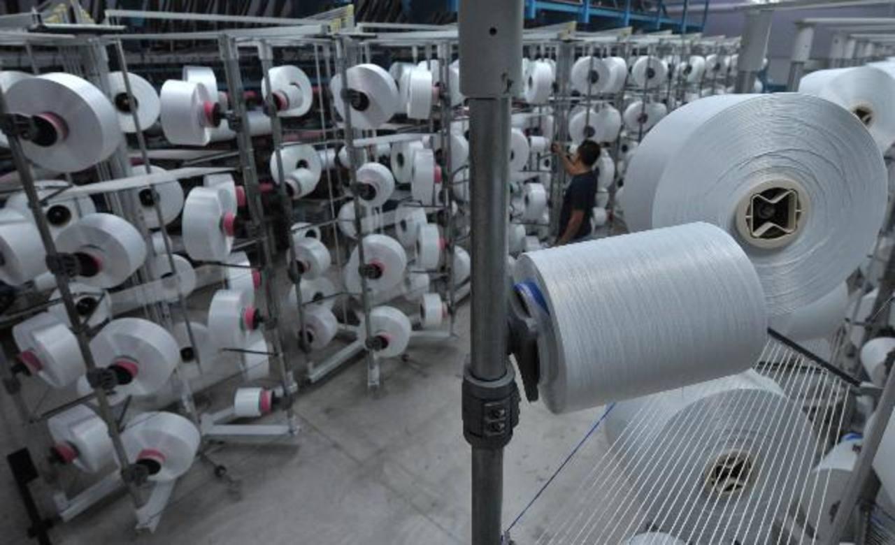 Las exportaciones de productos textiles, principalmente a EE. UU. es donde se registran buenos números. foto EDH/archivo