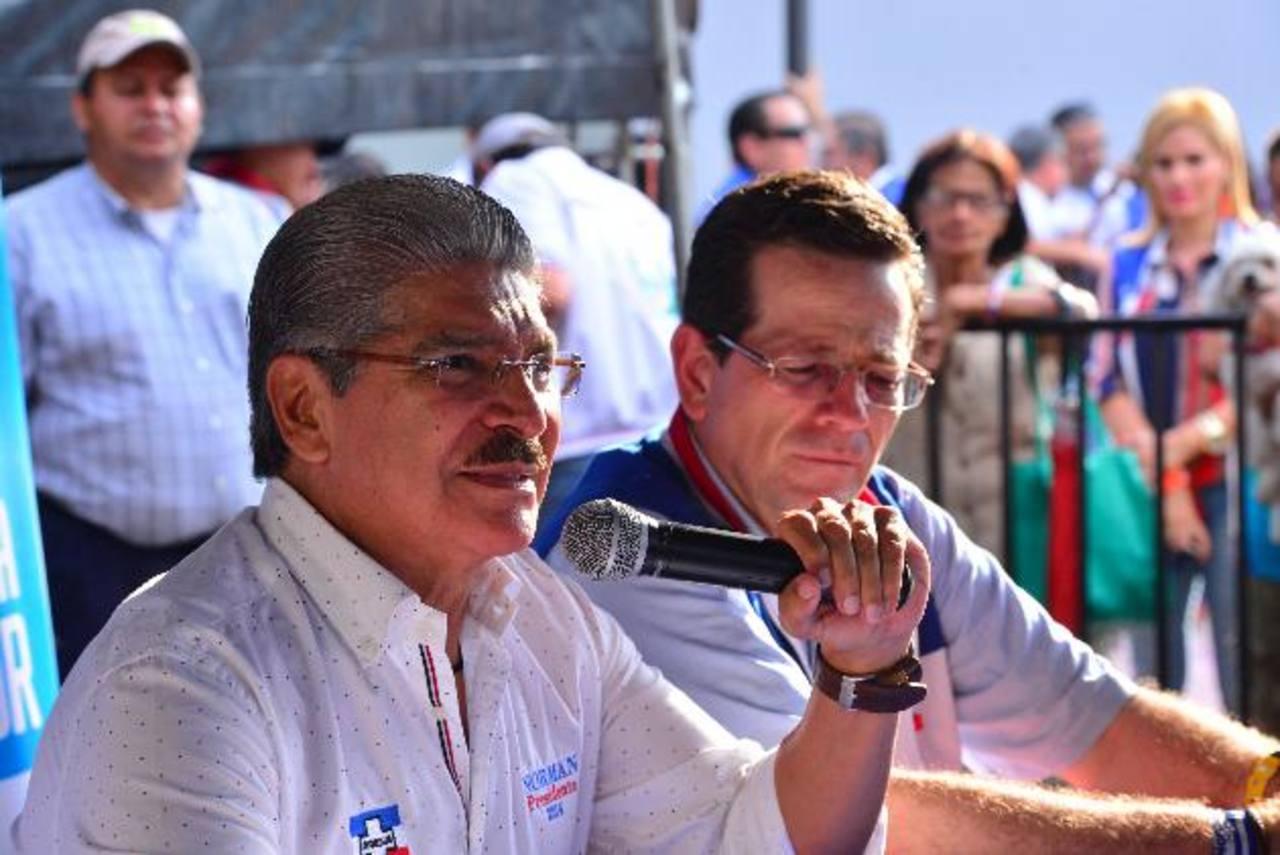 Quijano y Saca se enfrentan por expulsión ARENA