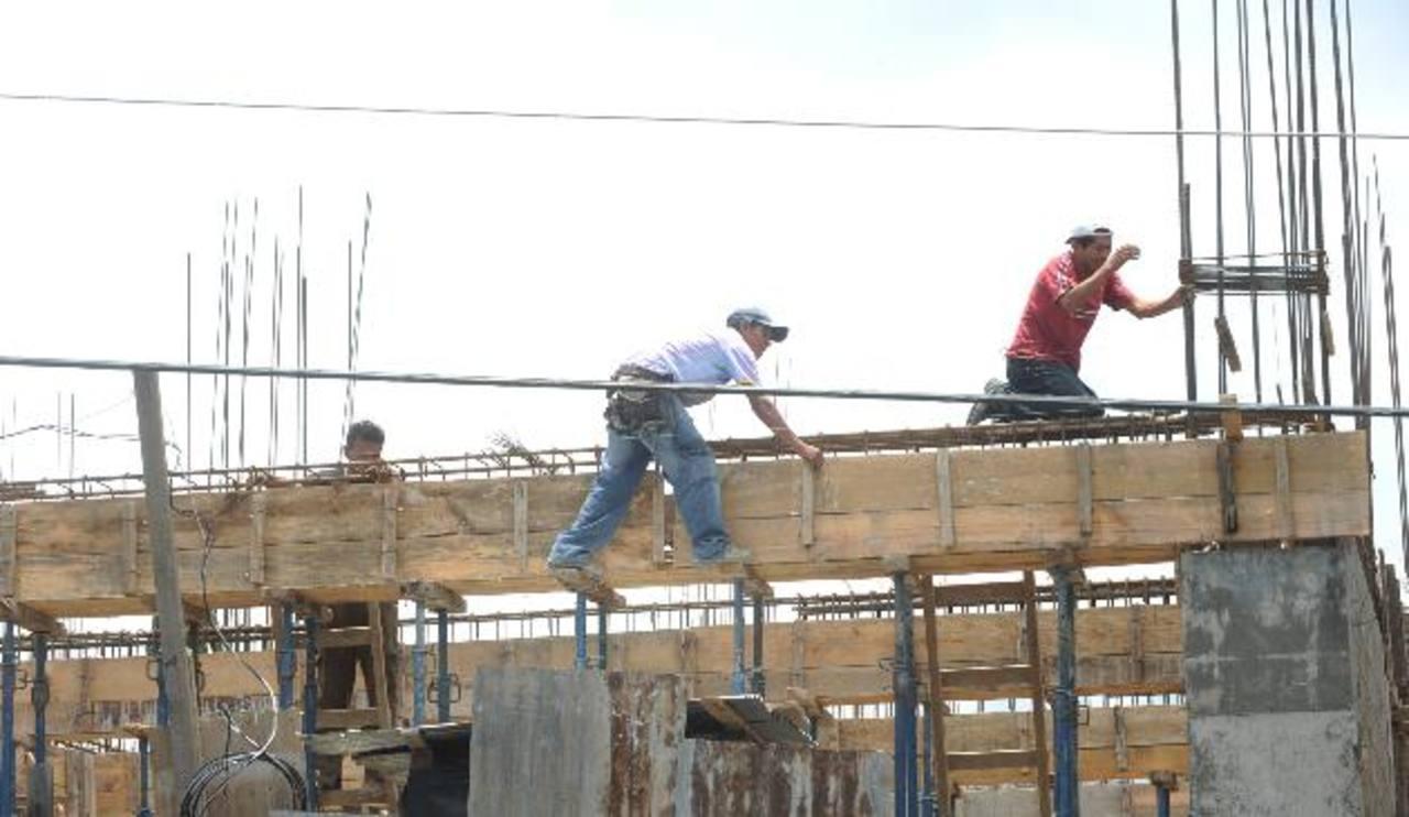 No hay proyectos habitacionales grandes. Las constructoras prefieren invertir poco a poco. foto edh / Mauricio Cáceres