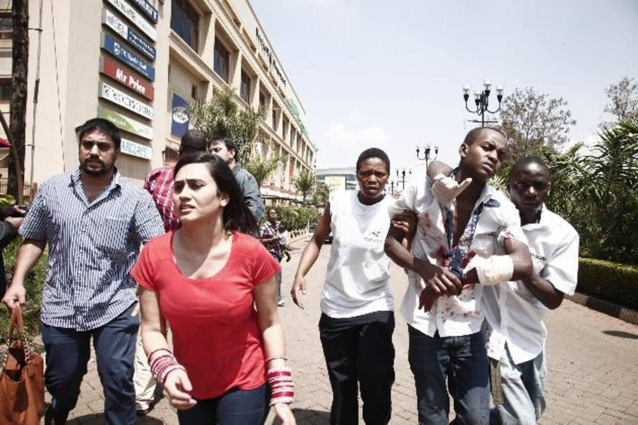 Ataque de terroristas en Nairobi acaba con 68 muertos