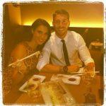Sergio Ramos incendia Twitter por fotografía comiendo sushi