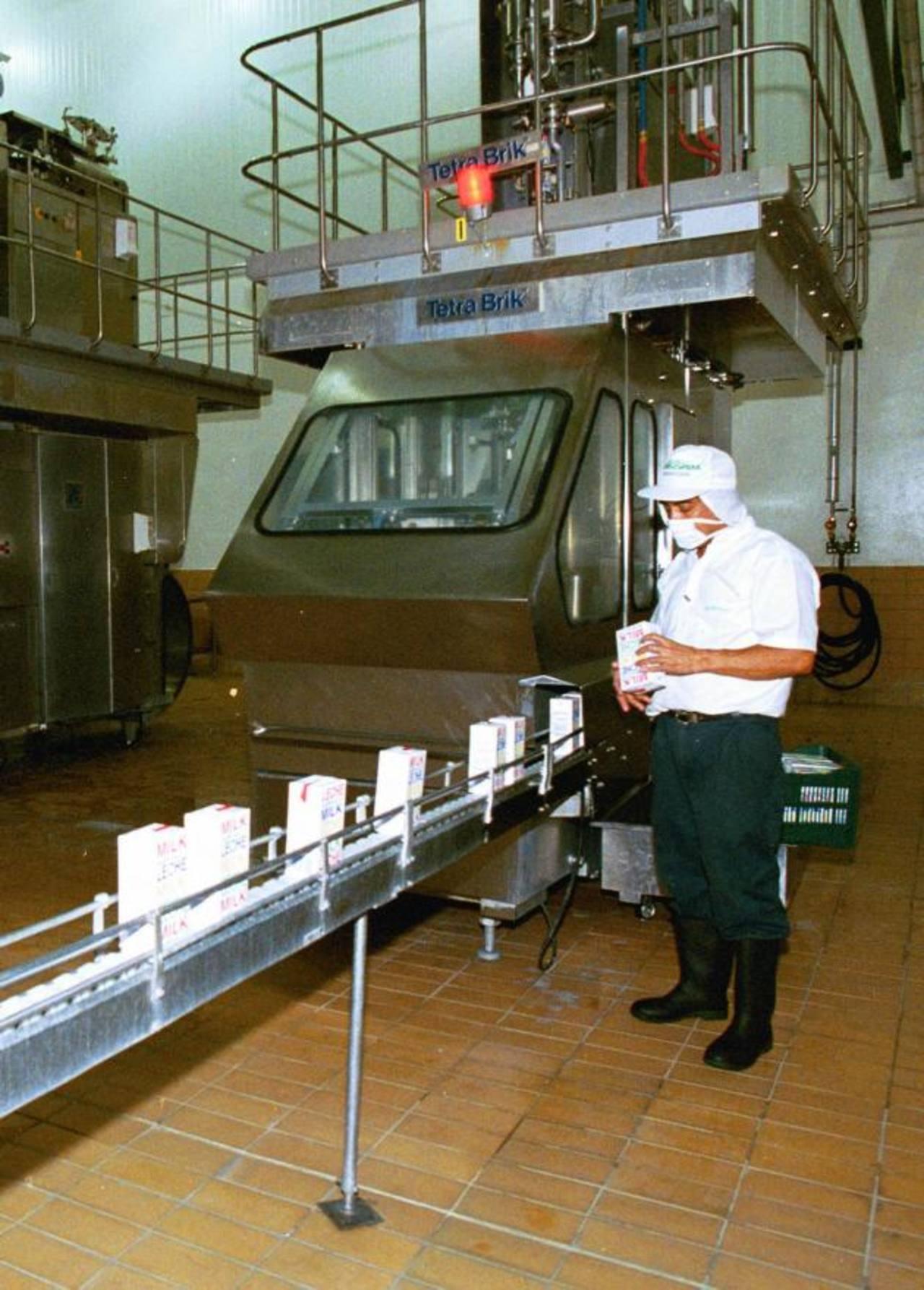 Costa Rica ha comenzado la venta de Dos Pinos en China. Foto EDH/archivo