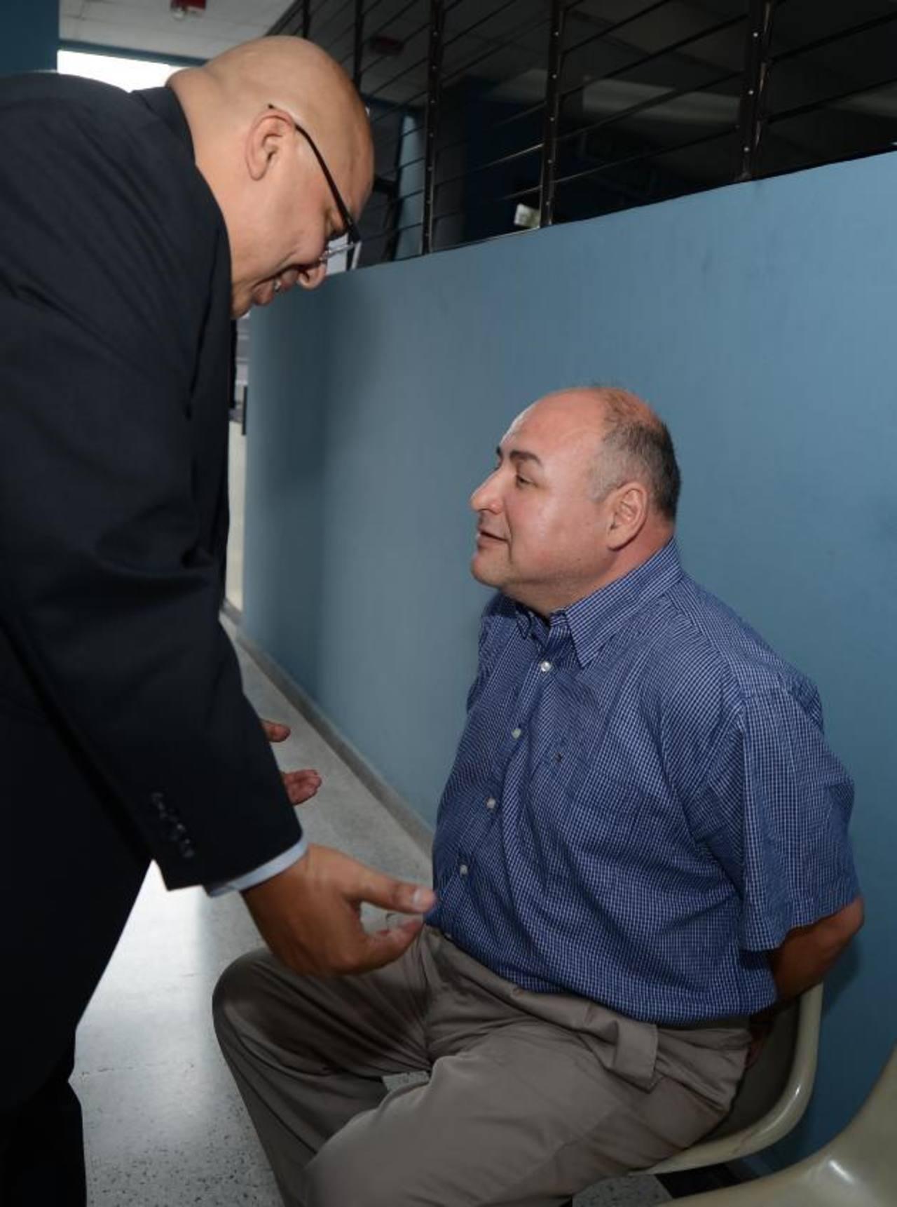 La nueva audiencia contra Manuel Gutiérrez es por portación ilegal de arma. EDH