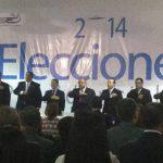 El TSE hizo la convocatoria a elecciones 2014. Foto cortesía TSE