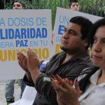 El Consejo de Alcaldes del Área Metropolitana de San Salvador (Coamss) anunció una campaña contra la violencia. Foto cortesía @manolo100prerey
