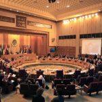 Ministros de Relaciones Exteriores de los países árabes asisten a una cumbre en la sede de la Liga Árabe en El Cairo, Egipto. Foto/ AP
