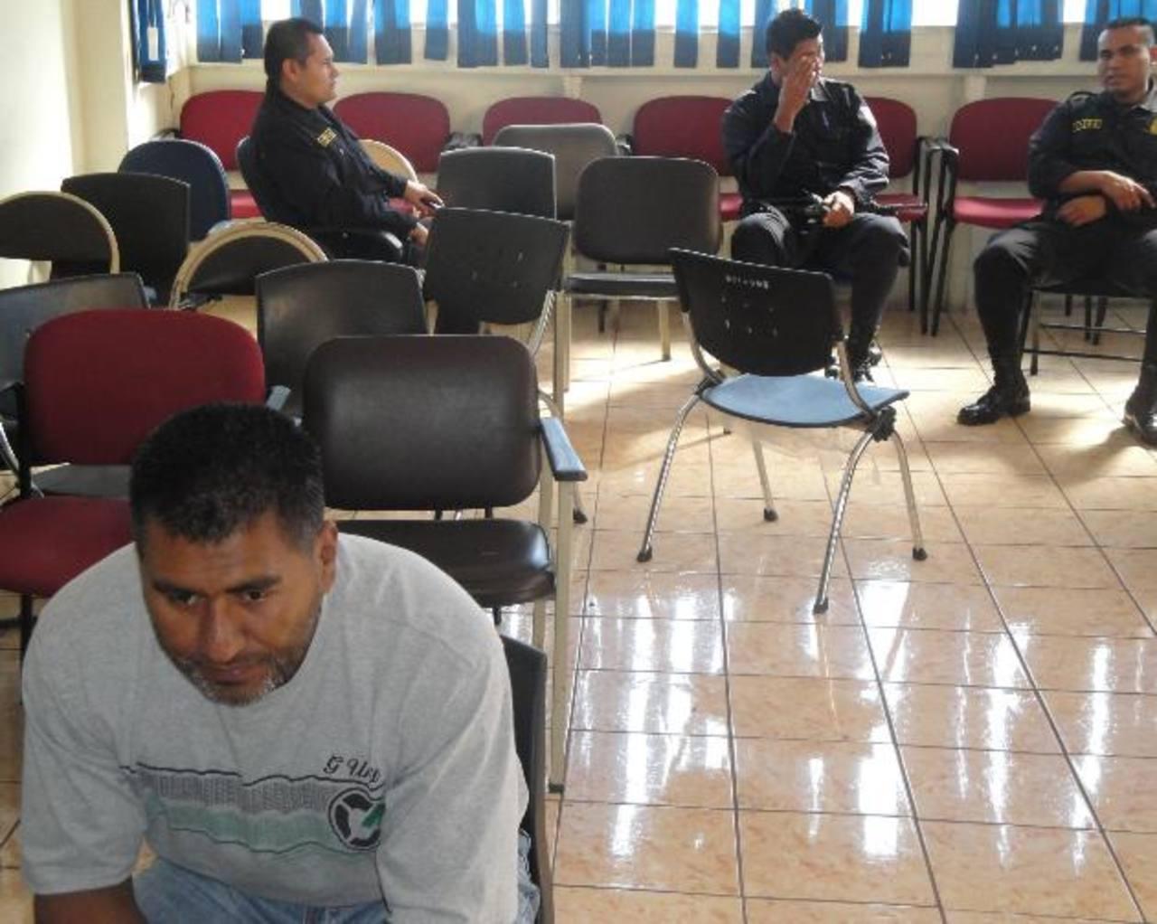 José Antonio Terán, Chepe Furia, condenado a 20 años por un homicidio. Foto EDH / Archivo.