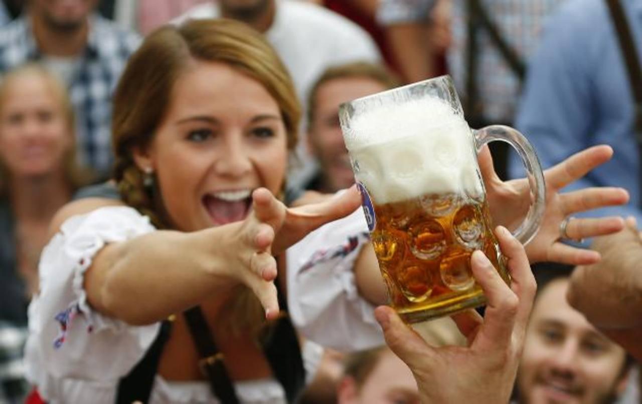 Fotos: Inicia la fiesta de la cerveza de Múnich