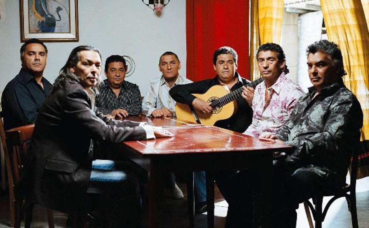 El grupo ha tardado cerca de siete años en grabar lo nuevo.