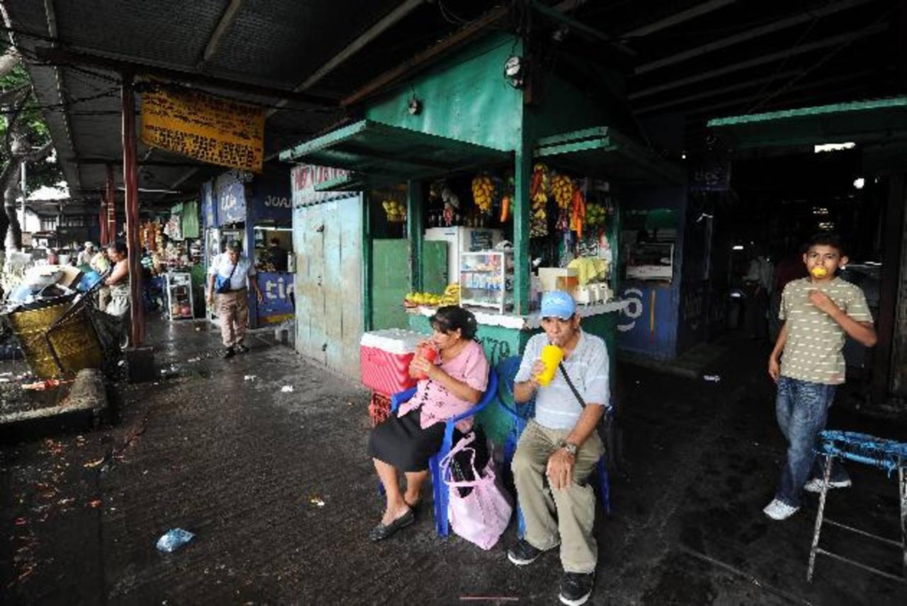 La municipalidad está a la espera de los permisos para iniciar la construcción del mercado Libertad. Foto edh / archivo