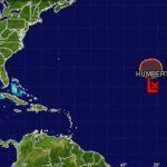 Ingrid se convierte en huracán frente a Golfo mexicano