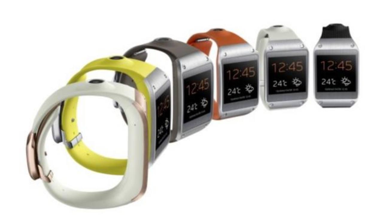 "Samsung revela su ""smartwatch"" Galaxy Gear"