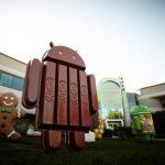 KitKat, el nuevo sistema operativo móvil de Google