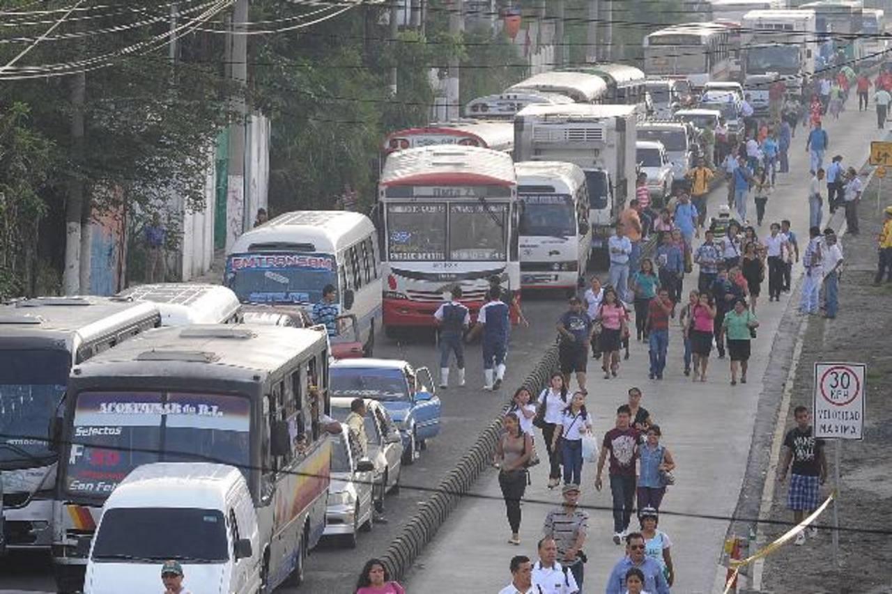 El tráfico se complicará más en el bulevar del Ejército a partir de octubre.