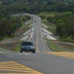 La carretera Longitudinal del Norte fue construida con fondos de Fomilenio I