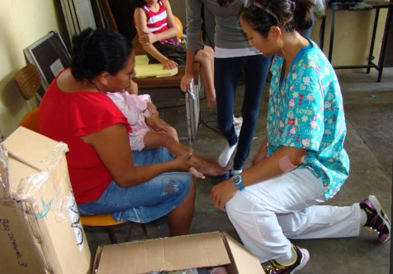Será la décima jornada que ejecute el Club Rotario Cuscatlán. En el Hospital Militar se harán las intervenciones. foto edh / CORTESÍA