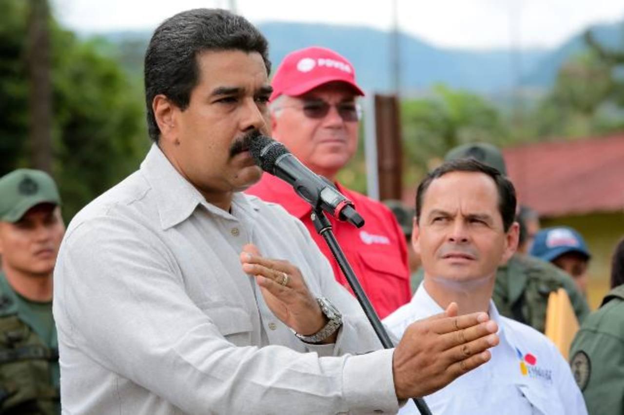 Nicolás Maduro. FOTO EDH Archivo.