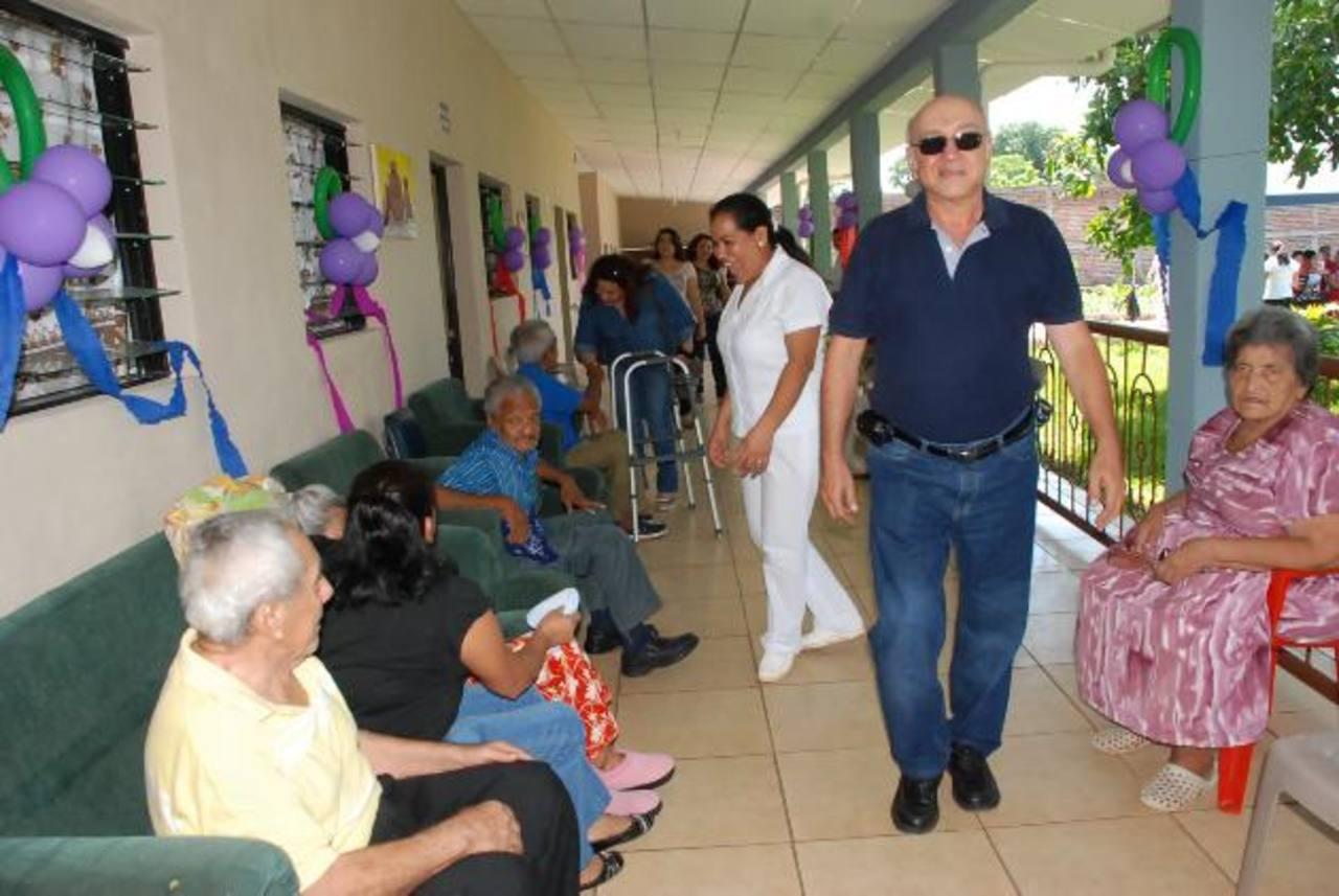La obra fue construida con fondos donados por personas altruistas de todo el departamento.