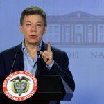 El presidente de Colombia Juan Manuel Santos. Foto/ Archivo